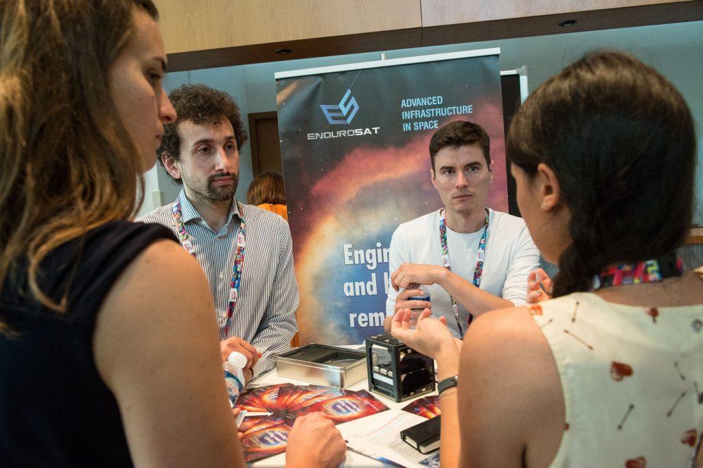 EnduroSat at Toulouse Space Show