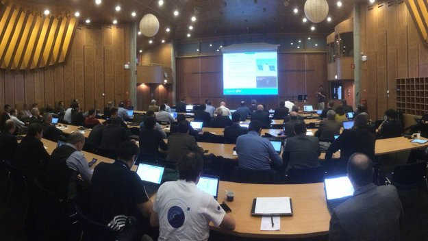 EnduroSat team participated in the CubeSat Industry Day at European Space Agency ESTEC centrе 2015