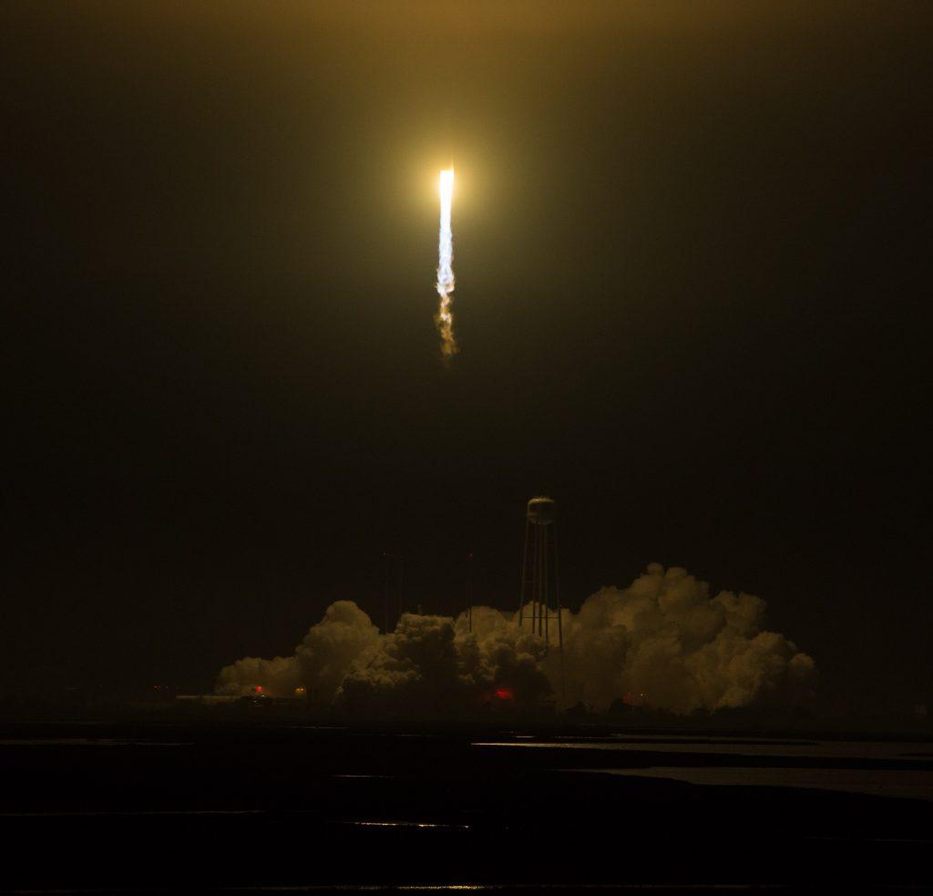 Orbital ATK Mission to Space Station-endurosat-one-mission-oa9