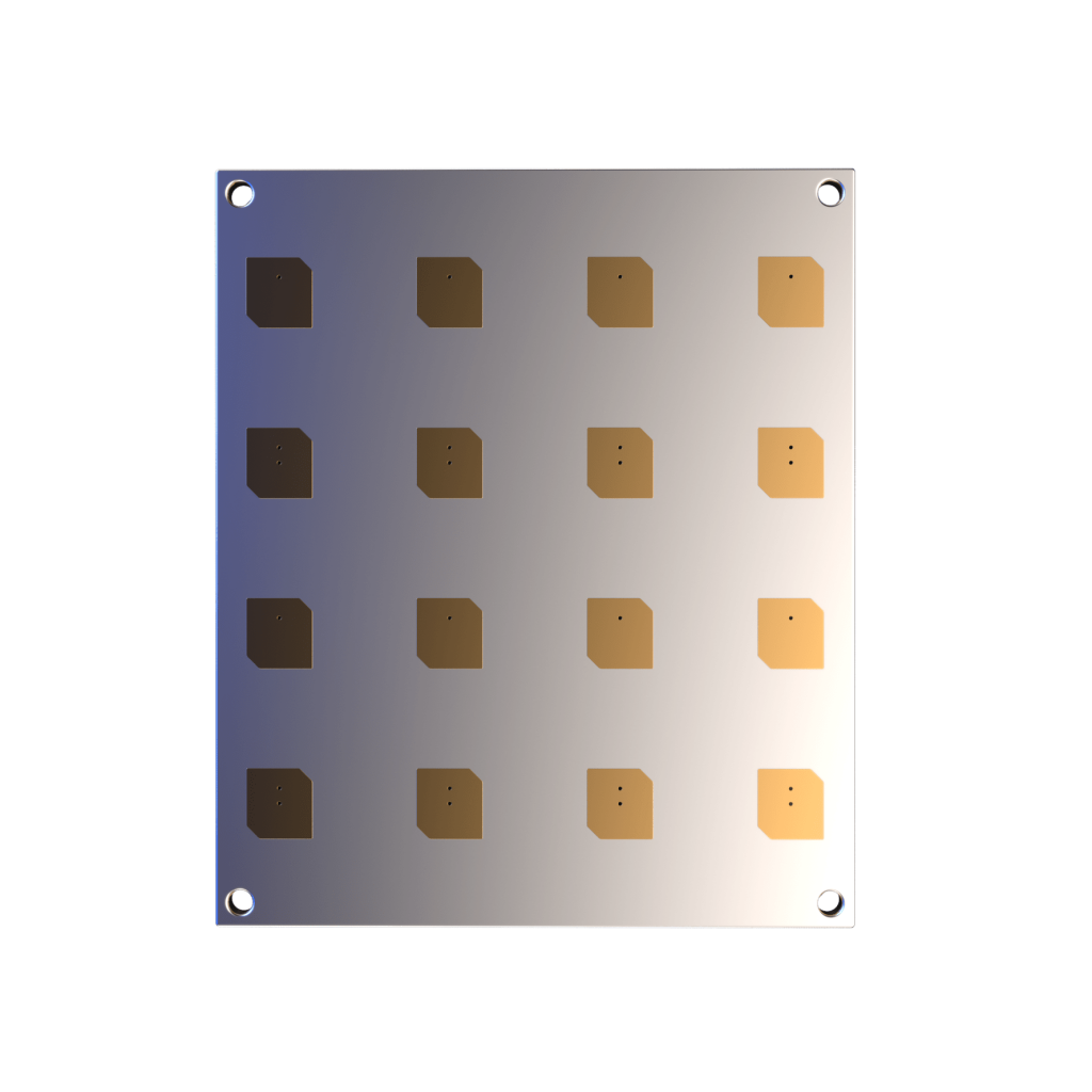 x-band-4x4-cubesat-antenna-endurosat front view