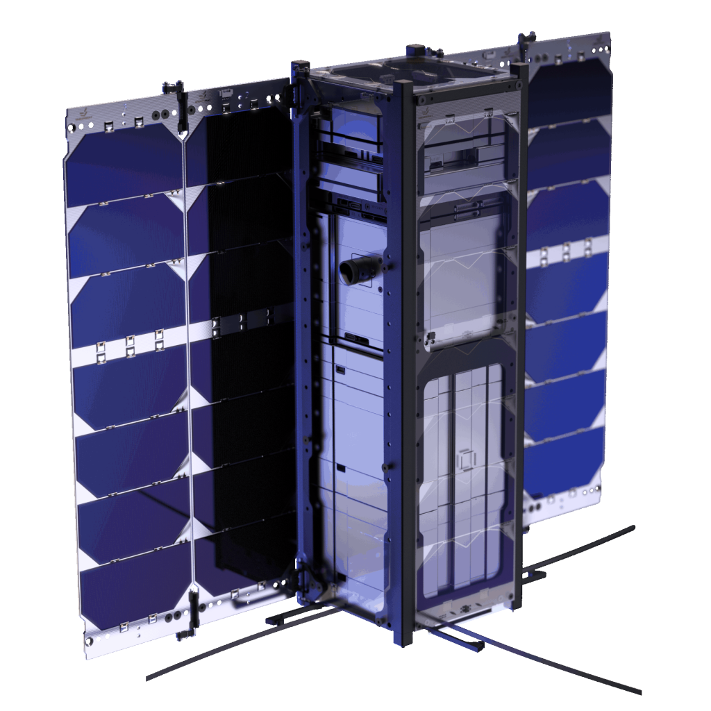 3u-cubesat-platform-endurosat-nanosatellite included